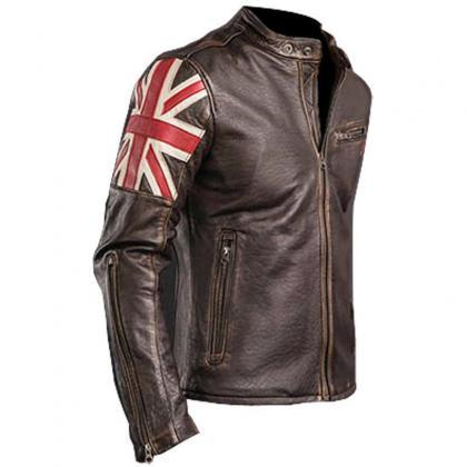 Leather Skin Men Brown Handmade UK ..