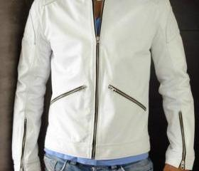 Handmade Men White C..