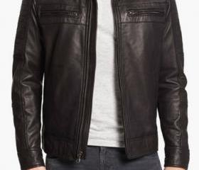 Leather Skin Men Han..